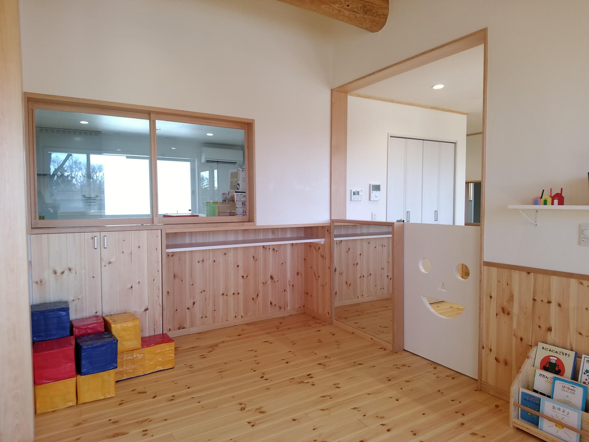 軽井沢 木 教室