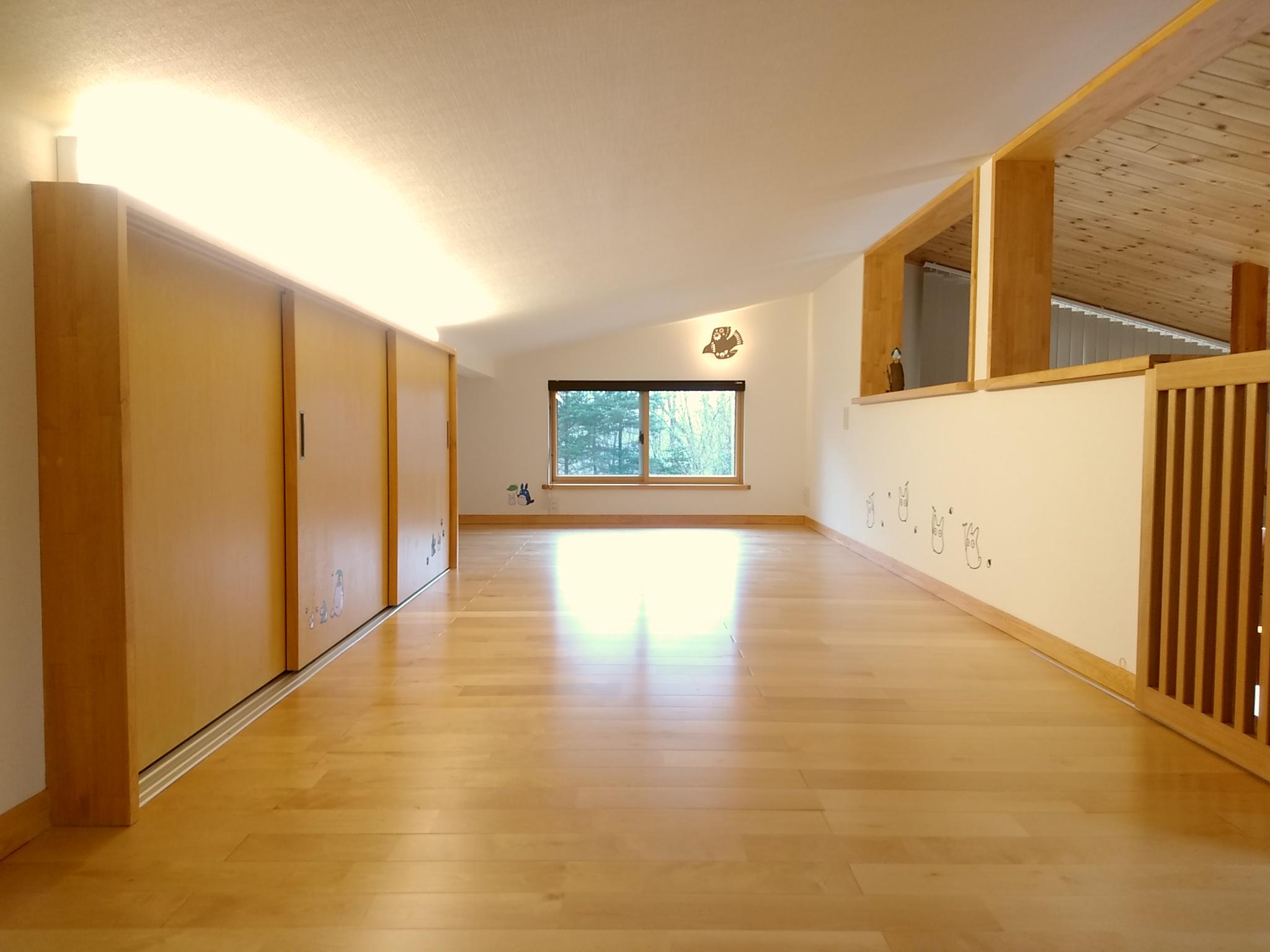 karuizawa_tt増築4オープンスペース