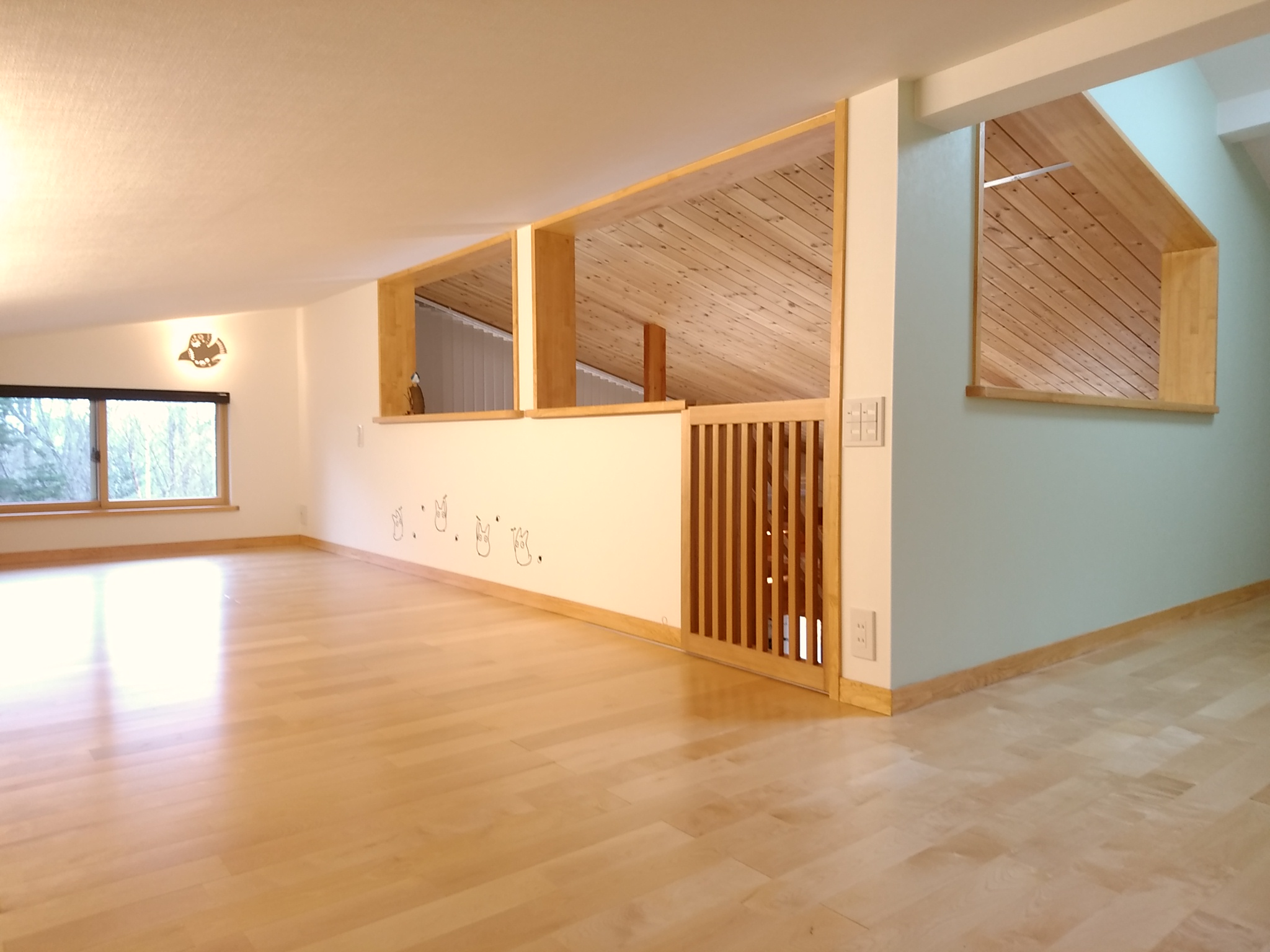 karuizawa_tt増築7オープンスペース
