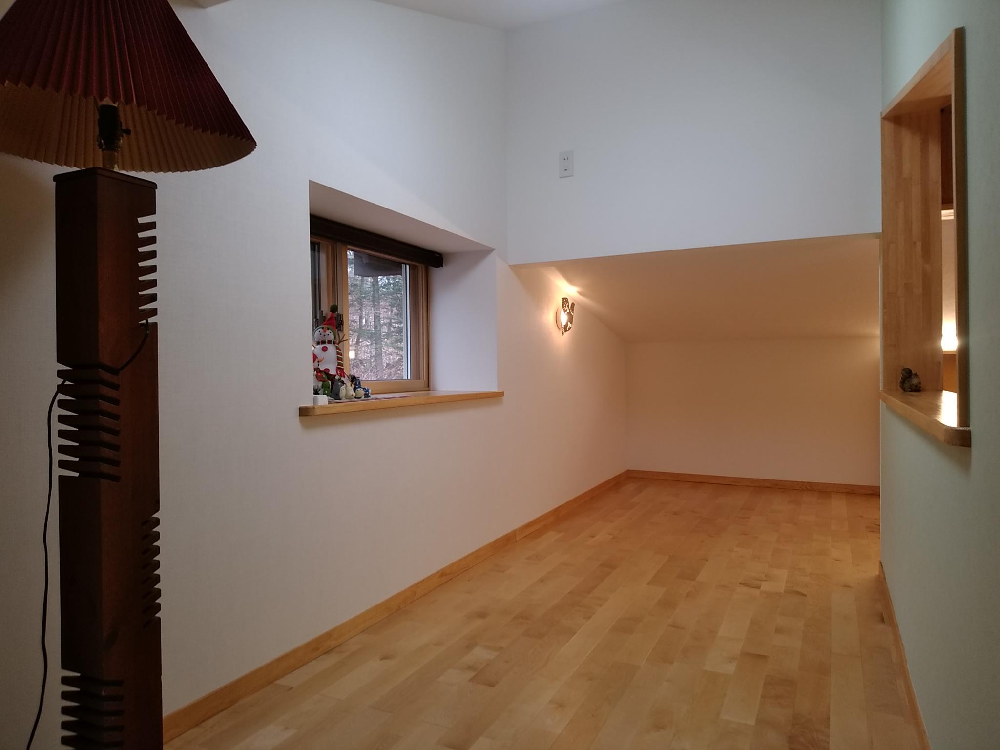 karuizawa_tt増築8オープンスペース部屋