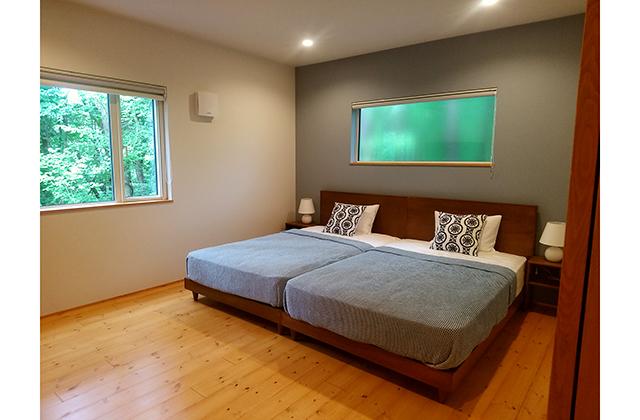 ゼロエネルギー住宅_寝室